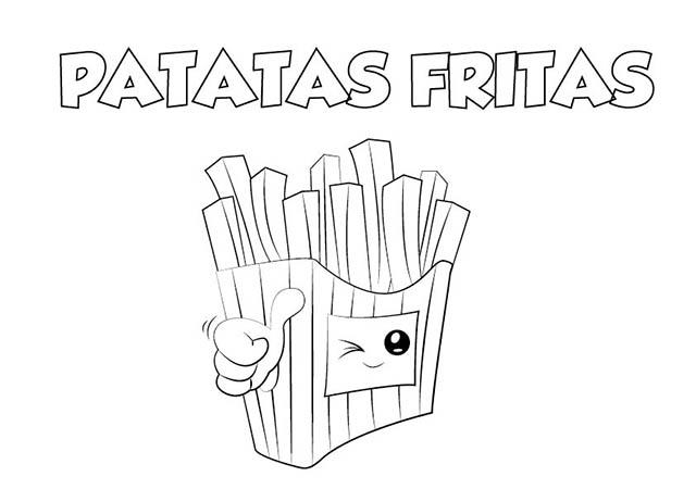 Results for Imagenes De Papas Fritas Animadas Para Colorear