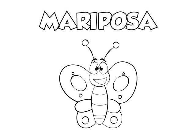 Dibujos de Insectos ⋆ Colorear e Imprimir