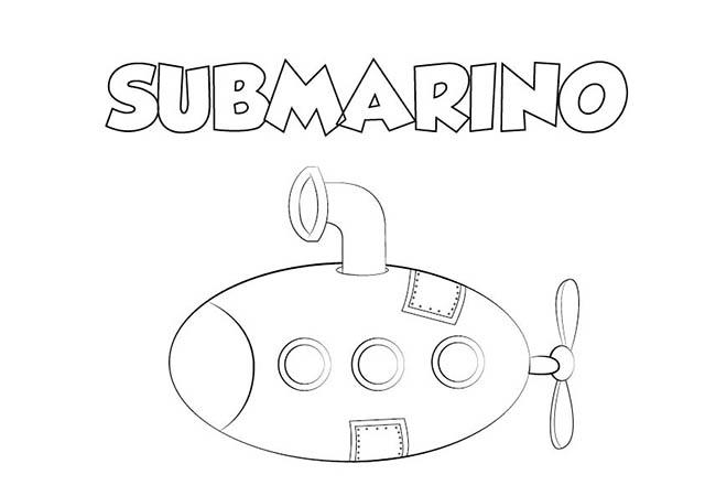 Dibujos De Transporte Marítimo Colorear E Imprimir